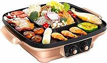 CHENMAO Electric baking tray smokeless non-stick