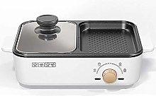 CHENMAO Electric Grill Indoor Hot Pot