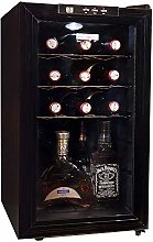 CHENMAO Free-standing Wine Cellar Refrigerator,