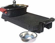 CHENMAO Indoor Multi-function Pan Barbecue Grill,