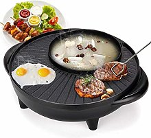 CHENMAO Indoor Multi-function Pot Barbecue Stove,
