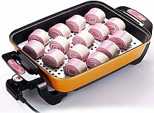 CHENMAO Multifunctional electric cooker,Indoor and