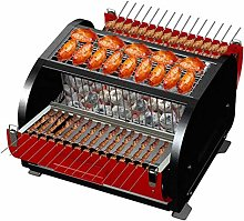 CHENMAO Portable Outdoor Indoor Barbecue Grill,