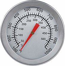 Chennie Stainless Steel Bimetal Thermometer for