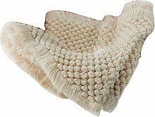 chenpaif Baby Blanket,Cotton Wool Crochet Baby