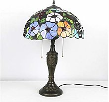 CHENPING Table lamp 2 Light-colored Glass