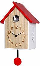 CHENSHJI Cuckoo Clock Bird House Cuckoo Clock Wall