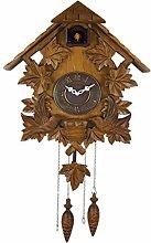 CHENSHJI Cuckoo Clock House Clock Pendulum Bird
