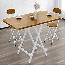 CHENSHJI Lightweight Folding Table Foldable Table