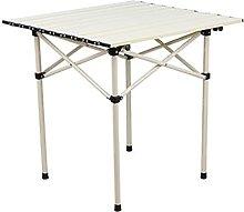 CHENSHJI Lightweight Folding Table Folding Tables