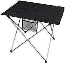 CHENSHJI Lightweight Folding Table Outdoor Folding