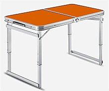 CHENSHJI Lightweight Folding Table Stand Table