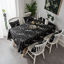 CHENXTT Tablecloth Wipe Clean Rectangletablecloths
