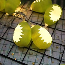 CHENXU Lighting Strings Night Lights Broken Egg
