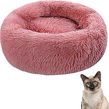 CHENYUWEN Cuddly Dog Bed, Portable Warm Soft