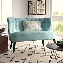Cherain 2 Seater Settee Fairmont Park Upholstery