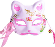 Cherry Blossom Animal M-ask for Halloween Costume
