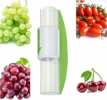 Cherry Tomato Cutter Grape Cutter Zip Slicer Salad