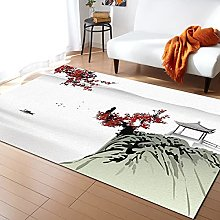 Cherry Tree Carpet for Living Room Home Living
