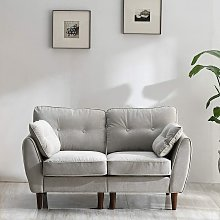 Cherry Tree Furniture 2 Seater Brooks Fabric Sofa