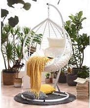 Cherry Tree Furniture Breeze White Rattan Effect