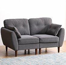 Cherry Tree Furniture Brooks Sofa range in Grey PU
