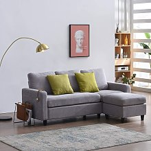 Cherry Tree Furniture Campbell 3 Seater Sofa with