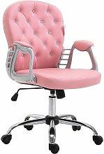 Cherry Tree Furniture Chesterfield Diamante Button