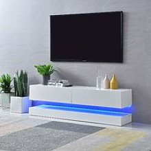 Cherry Tree Furniture MELDAL LED High Gloss TV
