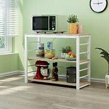Cherry Tree Furniture Microwave Rack Shelf,