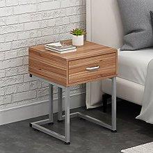 Cherry Tree Furniture NASH 1-Drawer Bedside Table