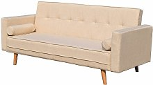 Cherry Tree Furniture NORA 3-Seater Fabric Sofa
