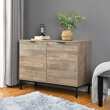 Cherry Tree Furniture Selwyn 2 Door Storage