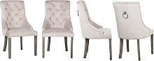Cheryl Upholstered Dining Chair BelleFierté