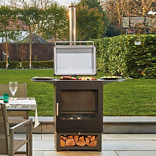 Chesneys Heat and Grill Outdoor Wood Burning