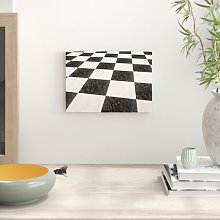 Chess Chessboard Photographic Print Big Box Art