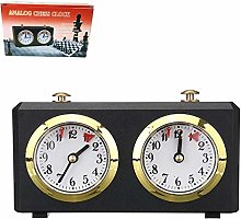 Chess Clock Classic Retro Wooden Count Up Down
