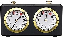 Chess Time, Retro Analog Chess Clock Timer Count