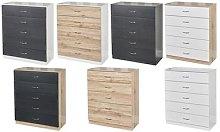Chest Cabinet: Oak