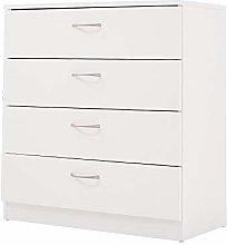 Chest of Drawers 4 Drawer Storage Cabinet for