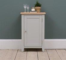 Chester Dove Grey Mini Cupboard
