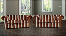 Chesterfield 1930's 2 Seater + 2 Seater Sofa