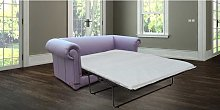 Chesterfield 1930's 3 Seater Settee Sofabed