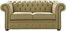 Chesterfield 2 Seater Shelly Golders Green Leather