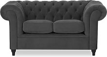 Chesterfield 2 Seater Sofa-Kronos 22