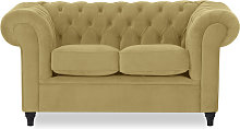 Chesterfield 2 Seater Sofa-Kronos 35