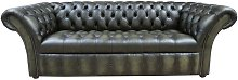 Chesterfield Balmoral 3 Seater Sofa Buttoned Seat