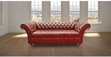 Chesterfield Balmoral 3 Seater sofa Settee |