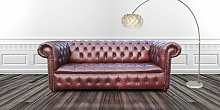 Chesterfield Belgravia 3 Seater Settee Buttoned
