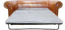 Chesterfield Berkeley 2 Seater Sofa Bed Old